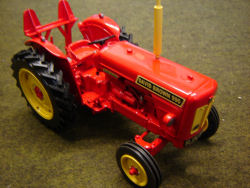 1965 David Brown Implematic Model Tractor