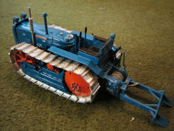 RJN County Crawler Winch Tractor Model
