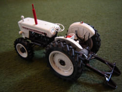 David Brown 990 Selectamatic 4wd winch Model Tractor