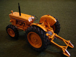 David Brown 990 Selectamatic 4wd INDUSTRIAL Winch Model Tractor
