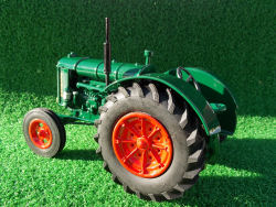 RJN CLASSIC TRACTORS Fordson Standard N Tractor Model with Perkins P6 Engine