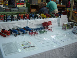 Range of RJN CLASSIC TRACTORS AT Spalding 2011